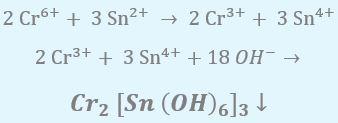 Formula Tin sulphate