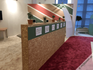 MIG-ESP exhibition stand Creative-c