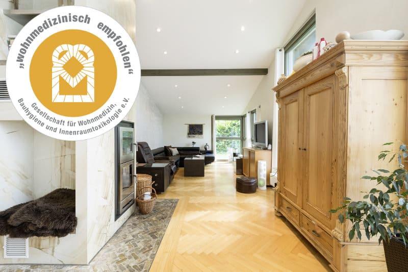 MIG-ESP Räume wohnmedizinisch