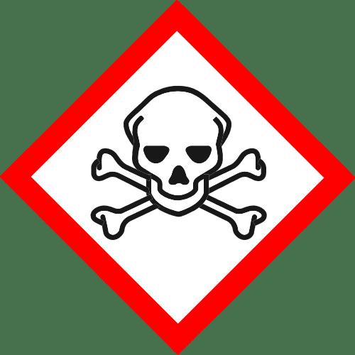 giftig 2 - Cr6+ - Chromatreduktion