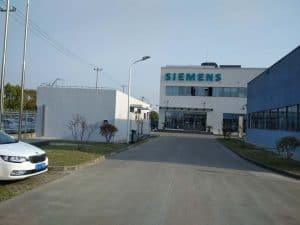 Siemens Shanghai, China
