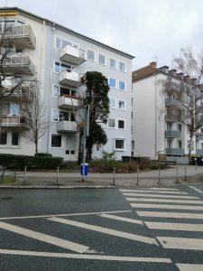 Mehrfamilienhaus Frankfurt Westend
